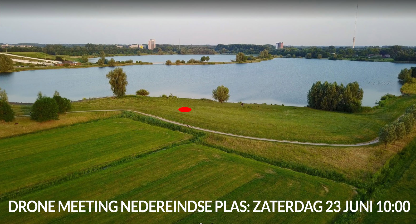 Meeting Nedereindse plas 23-06-2018